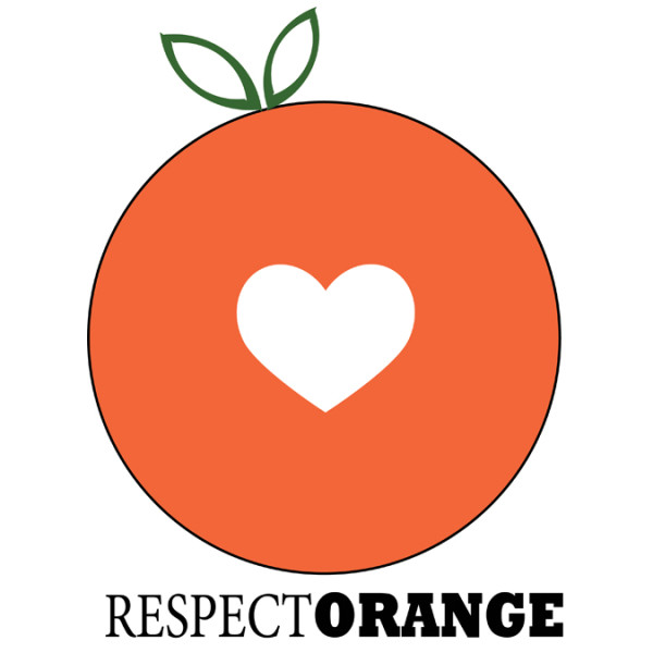 Respect Orange Blog Logo
