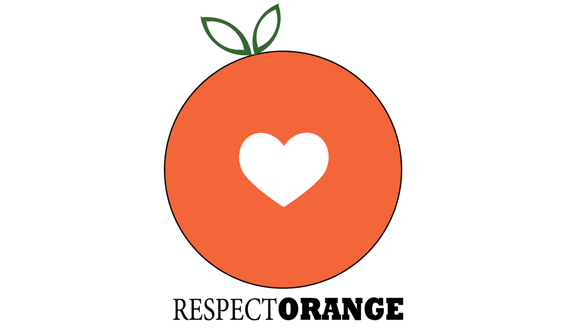 A REMINDER OF WHY RESPECT ORANGE WAS STARTED