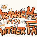 Orange High School Farm Logo